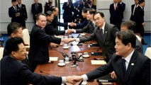 North, South Korea To Reconnect Roads, Rail