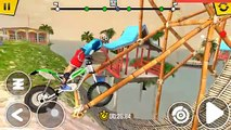 Trial Xtreme 4  Motocross Racing Videos Games for Kids  Motorcycle Bikes For Children
