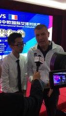 Interview Chine Agostino PESCE