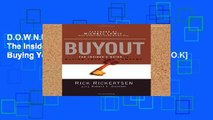 D.O.W.N.L.O.A.D [P.D.F] Buyout: The Insider s Guide to Buying Your Own Company [A.U.D.I.O.B.O.O.K]