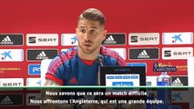 Ligue des Nations - Ramos : Stopper Harry Kane