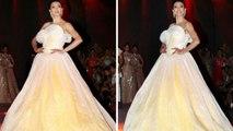 Bombay Times Fashion Week 2018: Sushmita Sen looks like a princess on the ramp | FilmiBeat