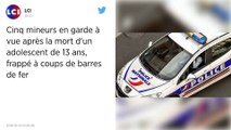 Adolescent de 13 ans tué en Seine-Saint-Denis: cinq mineurs en garde à vue
