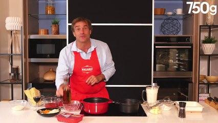 La recette des lasagnes à la bolognaise maison Une délicieuse sauce à la tomate et à la viande hachée 100% française, une sauce béchamel onctueuse...Voilà un
