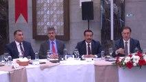 Kamu Başdenetçisi Malkoç, Kanaat Önderleri ile Bir Araya Geldi