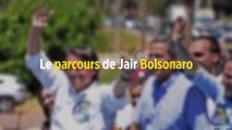 Le parcours de Jair Bolsonaro