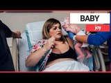 Woman becomes mother after best friend gives birth to her baby | SWNS TV