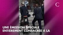 """""""Une émission spéciale"""" : Marc-Olivier Fogiel dévoile les détails de son interview de Laeticia Hallyday pour RTL"""