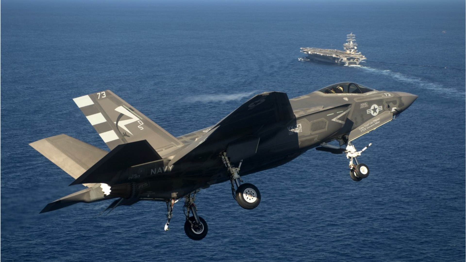 US Air Force's F-22, F-35 stealth fighters devastated by mother nature and freak accidents