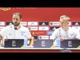 Gareth Southgate & Jordan Pickford Pre-Match Press Conference - Spain v England -UEFA Nations League