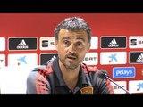 Luis Enrique Pre-Match Press Conference - Spain v England - UEFA Nations League