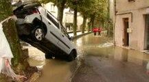 Inondations dans l'Aude : le point sur la situation