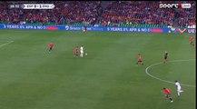 Spain 0  -   2   England    15/10/2018  Rashford M. (Kane H.), England Super Amazing Goal 30' HD Full Screen EUROPE: UEFA Nations League - League A - Round 4 .