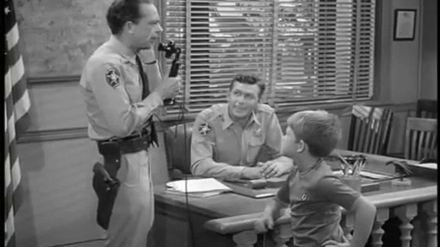 Andy Griffith S03E03 Andy and the New Mayor