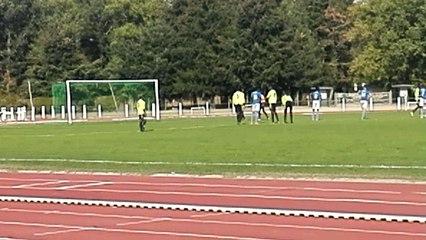 U17 R3 EBNSP défaite 3-2 contre St Maur