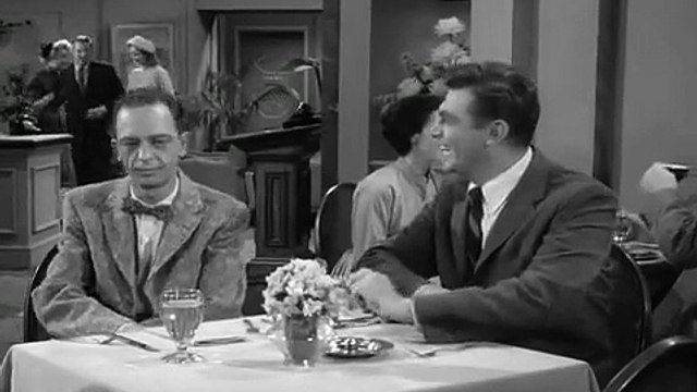 Andy Griffith S02E25 Andy and Barney in the Big City