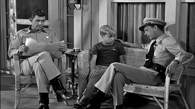 Andy Griffith S04E14 Andy and Opies Pal