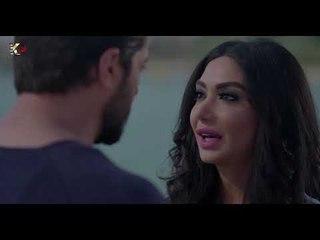 لحظات رومنسية بين حازم وريم - مشهد من مسلسل فرصة أخيرة - الحلقة 3