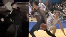 Lamelo Ball's INSANE New Signature Spin Move: Lonzo Does Perfect Michael jackson Impersonation