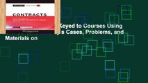 Review  Contracts: Keyed to Courses Using Crandall and Whaley s Cases, Problems, and Materials on