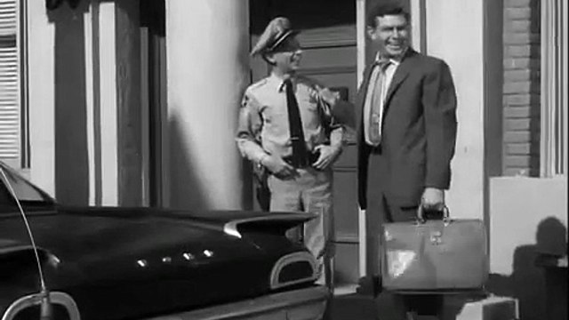 Andy Griffith S01E20 Andy saves Barneys Morale