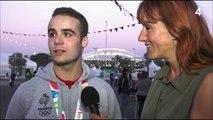 """JOJ / Pentathlon moderne : Ugo Fleurot """" Je suis sur un nuage """""""