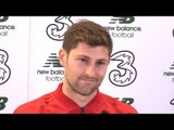 Ben Davies Pre-Match Press Conference - Ireland v Wales - UEFA Nations League