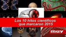 Los hitos científicos de 2015