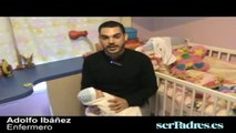 Cuidados del recién nacido: qué hacer en caso de atragantamiento