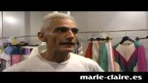 Davidelfin nos explica su desfile en Cibeles
