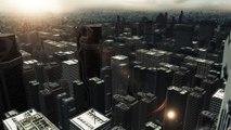 Plan City Futuriste