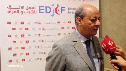Lancement du projet EDJEF, « des emplois décents pour les jeunes et les femmes », 2018-2020