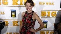 """Laura Wiggins """"Big Kill"""" World Premiere Red Carpet"""