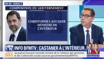 Christophe Castaner nommé ministre de l'Intérieur: les informations de BFMTV sur le remaniement
