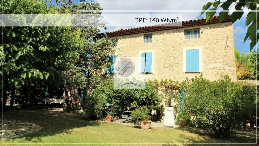 A vendre - Maison/villa - Bedoin (84410) - 9 pièces - 320m²