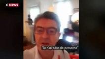 Le leader de La France Insoumise Jean-Luc Mélenchon visé par une perquisition à son domicile dans le cadre de deux enquêtes préliminaires - VIDEO