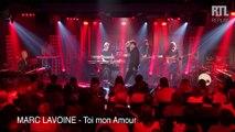 Marc Lavoine - Toi mon Amour (Live) Le Grand Studio RTL