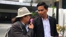 Cops question Hishamuddin Rais over blog post on Tabung Haji