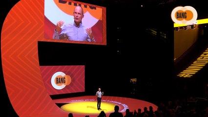 Bertrand Piccard - Président & Pilote de Solar Impulse à Bpifrance Inno Generation