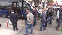 Başkent'te Dolmuş ile Otomobil Çarpıştı: 10 Yaralı