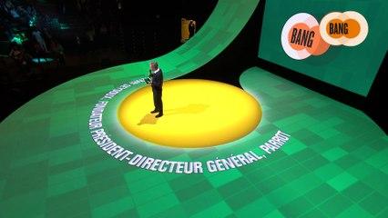 Henri Seydoux - Fondateur Président-directeur général de Parrot à Bpifrance Inno Generation