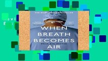 Review  When Breath Becomes Air