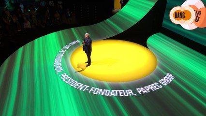 Jean-Luc Petithuguenin - Président-Fondateur de Paprec Group à Bpifrance Inno Generation