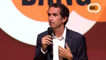 Alexandre Bompard - Président-Directeur Général de Carrefour à Bpifrance Inno Génération