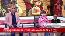 Türkiye'deki Suriyeli Gerçeği   Suriyeli Şeza ve Babası TGRT Haber'de   15 Ekim 2018