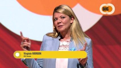 Virginie Morgon - CEO d'Eurazeo à Bpifrance Inno Génération