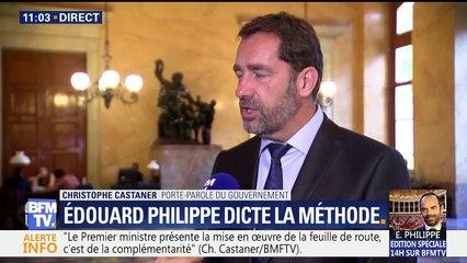 Les meilleures gaffes de Christophe Castaner,  nouveau ministre de l'Intérieur