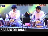 Hare Ram Hare Krishna | RAAGAS ON TABLA | Devotional Songs | Idea Jalsa | Art and Artistes