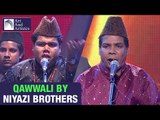 Qawwali By Niyazi Brothers | Aaj Rang Hai Re Maa | Idea Jalsa | Art And Artistes