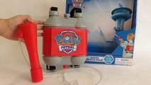 Paw Patrol Water Rescue Pack Bath Nickelodeon Unboxing Demo Review || Keith's Toy Box